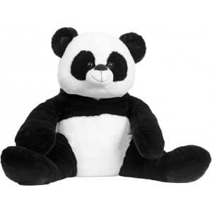 ours panda g ant en peluche jeux et jouets. Black Bedroom Furniture Sets. Home Design Ideas