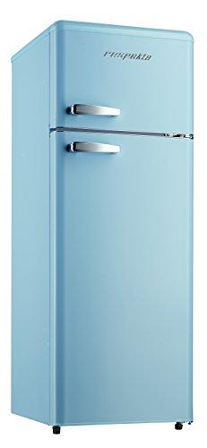 Respekta, Réfrigérateur combiné et congélateur KG146 bleu clair A++