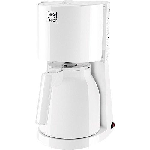 Melitta, Filterkaffeemaschine mit Thermkanne, Patentierter Aromaselector, Automatische...