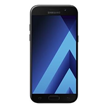 Samsung Galaxy A5 2017 Smartphone, Black, 32GB espandibili, [Versione Italiana]