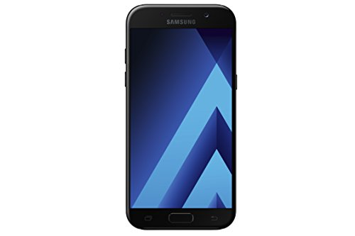 Samsung Galaxy A5 2017, Smartphone libre (5.2'', 3GB RAM, 32GB, 16MP) [Versión italiana: No incluye Samsung Pay ni acceso a promociones Samsung Members], color Azul