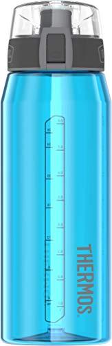 THERMOS 4022.253.094 Trinkflasche, Hydration Bottle Tritan, Kunststoff Teal 0,94 l, ideal für Sport, Büro, Wandern, Alltag, BPA-Free -