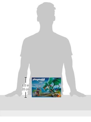 PLAYMOBIL Caballeros - Playset Gran dragón (6003) 5