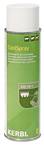 Kerbl 18952 Constanta CoolSpray 500 ml für Schermesser