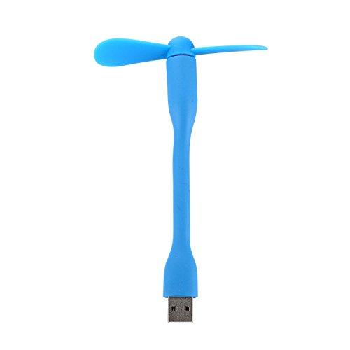 MaiJin Ventilador USB Mini Portátil Flexible Fan