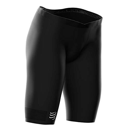 COMPRESSPORT Running Under Control Shorts Women Black Größe T1 | S 2019 Laufsport Shorts