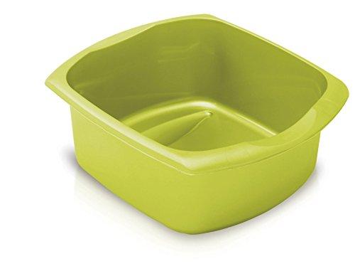 Addis Bol rond _ P, Plastique, citron vert, 9.5L