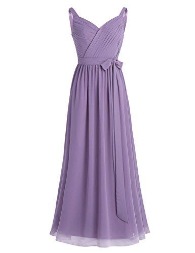 robe de demoiselle d 39 honneur violette 2018 monaloew. Black Bedroom Furniture Sets. Home Design Ideas