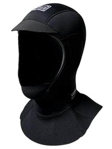 Body Glove 3mm Vapor Neoprene Wetsuit Surf Hood with Visor, Medium