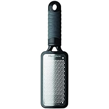 Microplane Home Series Fine Grater, Black