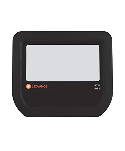 Osram 50 W 6500 K IP65 BK LED Negro - Proyectores (50...