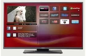 Hitachi 50HYT62U 50inch Full HD Freeview HD Smart LED TV, [Import UK]