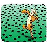 Preisvergleich Produktbild leonardcustom- Personalisierte Rechteck rutschfeste Gummi Mauspad Gaming Maus Pad/Badvorleger Cartoon Winnie the Pooh Tigger–lcmpv1025