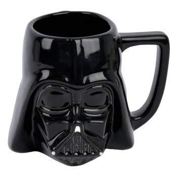 Taza Star Wars 3D Darth Vader de Disney