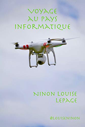 Voyage au pays informatique (French Edition) eBook: Ninon Louise ...