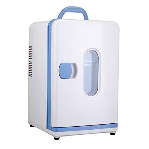 ZM-Car refrigerator 12l Auto-KüHlschrank, Heiz- Und KüHlbox, Mini-KüHlung Mit Doppelnutzung, Schlafsaal, Kleiner KüHlschrank
