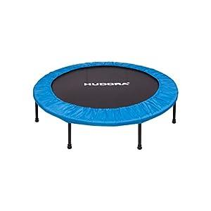 HUDORA Fitness Trampolin, faltbar, 140 – Trampolin Indoor – 65408