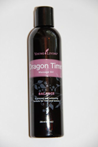 Dragon Time Massage Oil 8 fluid ounces by Young Living