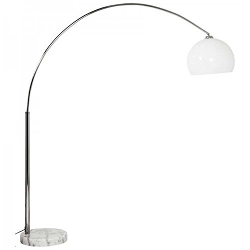 Paris Prix - Lampe Arc XL Blanc