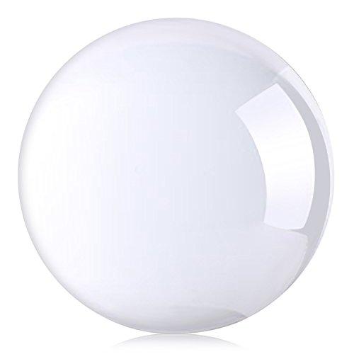 Neewer® 60mm/2.36Pulgadas Bola De Cristal Claro Globo Para Feng Shui/