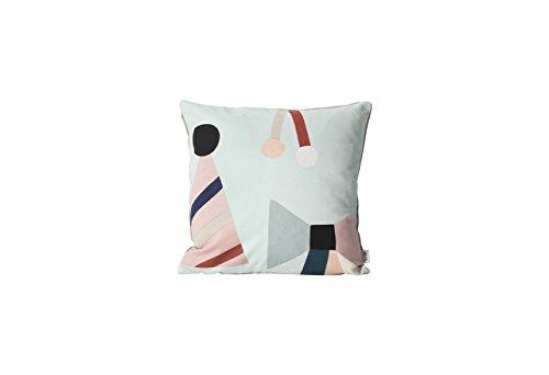 Ferm Living Kissen Party Cushion - Mint
