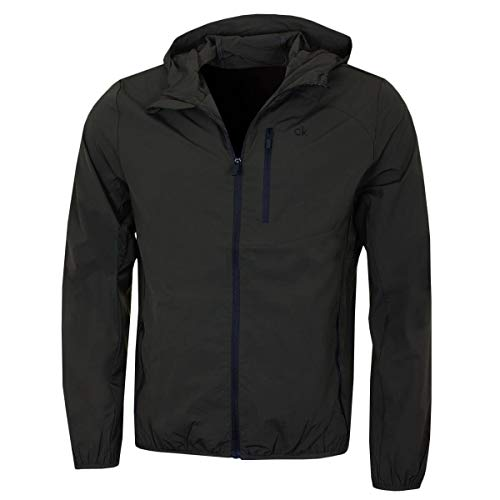 Calvin Klein Golf Herren Ultra-Lite Leistung Water Resistant Jacket - Khaki XXL Calvin Klein Khaki