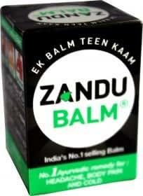 Zandu Balm For Bodyaches, Pains & Headaches 8ml