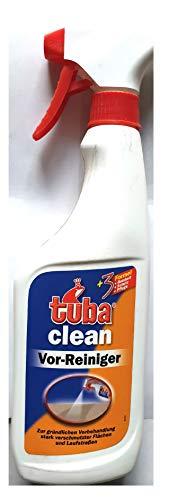 tuba clean Vor-Reiniger - 500 ml/Professionelle Teppich und Polster Reiniger