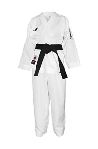 Dorawon, Kimono karategui competición Tokyo Talla 170 cm, Blanco