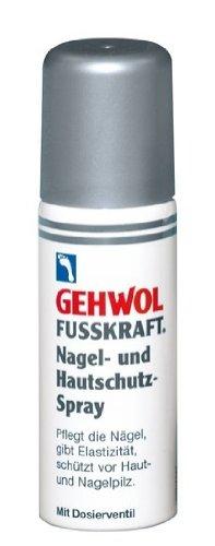 GEHWOL Nagelspray, Hautschutz Spray, Elastizität für harte, brüchige Nägel, 50 ml