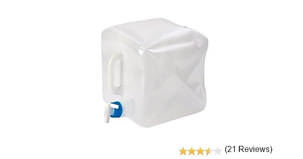 Pliable Avec robinet 15 Litre Camp-Gear Jerrycan