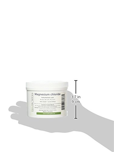 Magnesiumchlorid Hexahydrat 454g, Pharma-Qualität Magnesium-Chlorid Pulver - MgCl2