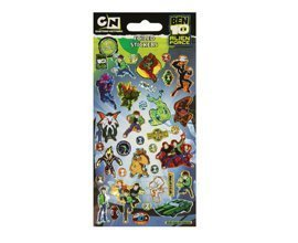 Ben 10 Small Foiled Stickers by Ben 10