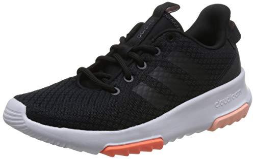 adidas CF Racer TR, Scarpe Running Donna, Nero Cblack/Carbon/Cleora, 40 EU
