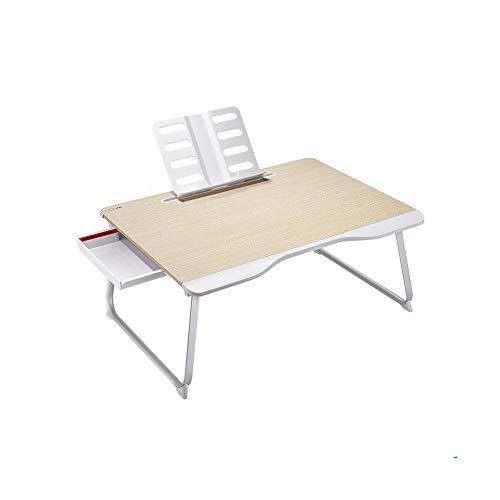 LJHA Computertisch, Kleiner Tisch, Faltbarer Tisch, Lazy Bay Window, Schreibtisch Für Kinder Tabelle (Color : C) -
