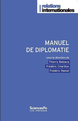 Manuel de diplomatie par Collectif