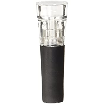 BarCraft Vacuum Wine Bottle Stopper