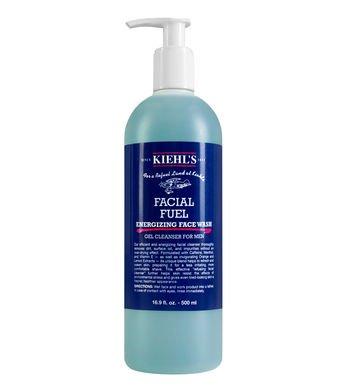 Kiehl's Facial Fuel Energiespendende Gesichtsreinigung - Waschgel Reiniger 16.9oz (500ml) (Kiehl Facial Fuel)