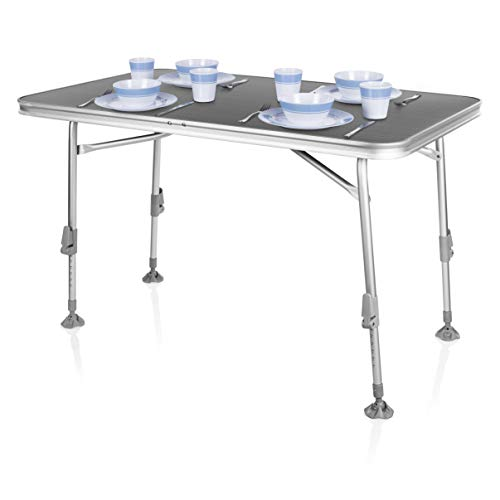 Table de camping Campart Travel TA-0859 - 115 x...