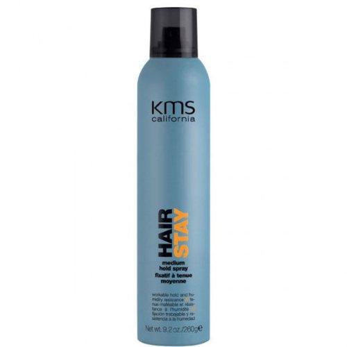 KMS California HairStay Medium Hold Haarspray, mittelstarker Halt, 300ml -
