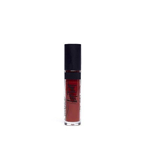 PUROBIO - Rouge à lèvres liquide 05 - Tonalitè 05 Corail Rouge - Fini Matte - Nickel Testé - Produits Biologique - 4 ml
