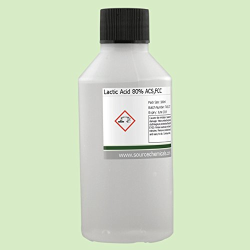 lactic-acid-80-100ml-food-grade-acne-facial-home-brew-including-delivery