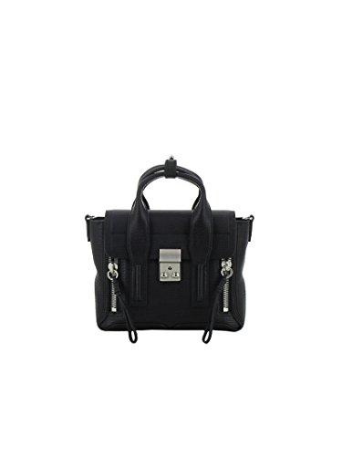 31-phillip-lim-womens-ac000226skcblknickel-black-leather-shoulder-bag
