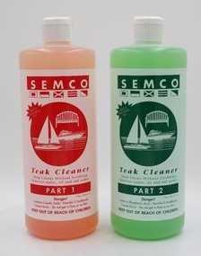 Semco Set Reinigungsmittel für Teak