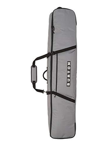 Burton Unisex- Erwachsene Wheelie Gig Bag Board, Gray Heather Print, 166