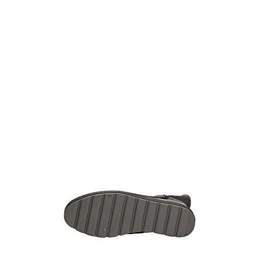 Stivali elasticizzati Nero