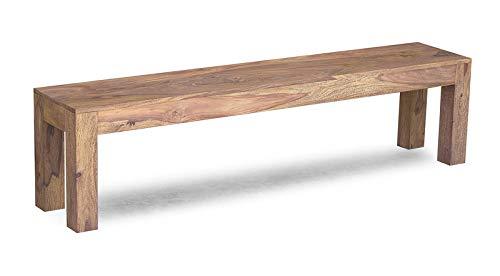 Main Möbel Sitzbank 160cm Indian Summer Sheesham