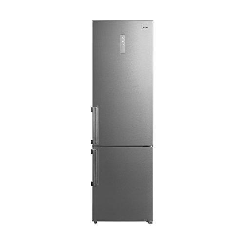 Midea KG 7.2 XL Kühl-Gefrier-Kombination (Gefrierteil unten)/A++/201 cm/252 kWh/Jahr/240 L Kühlteil/76 L Gefrierteil/Metal-Cooling/Total No Frost