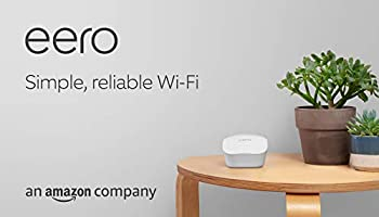 Introducing Amazon eero mesh Wi-Fi router/extender