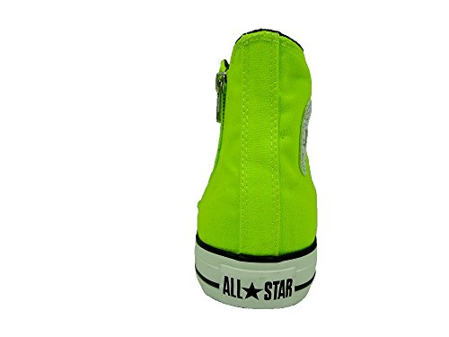 Converse Chuck Taylor All Star Side Zip Hi sneakers unisex Giallo